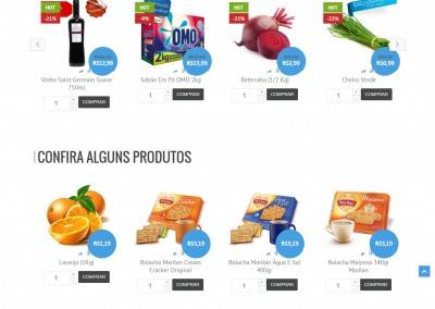 Supermercado Online Itajubá