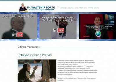 Pr Waltenir Porto